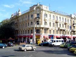 Гостиница Пассаж